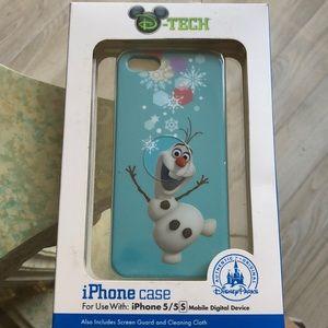 Disney Parks Olaf iPhone 5/5S Phone Case
